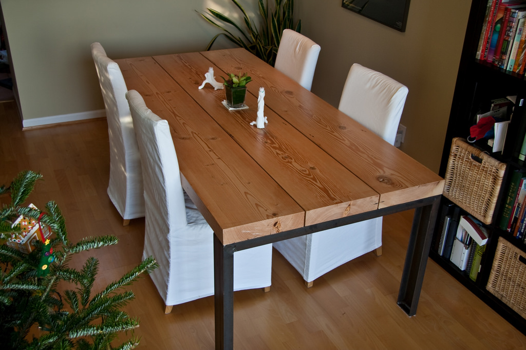 Photo of DIY Makeover Ideas for Dining Tables and Chairs