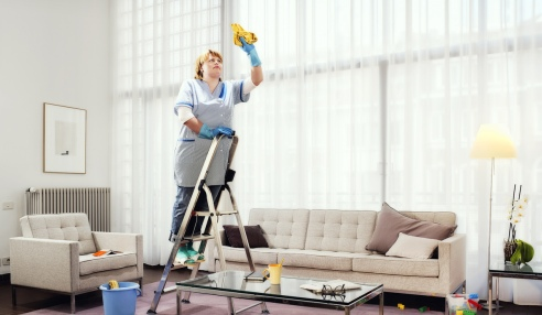 Tips To Clean the room