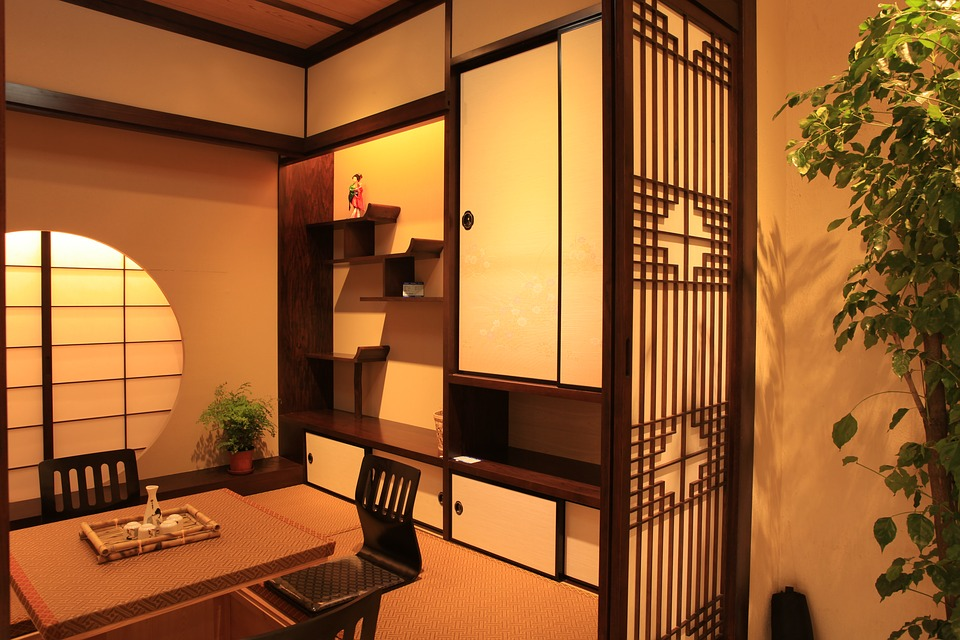 Japanese Style Decorating for Your Home
