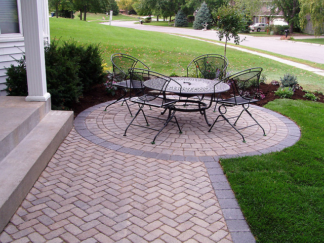 staging patio