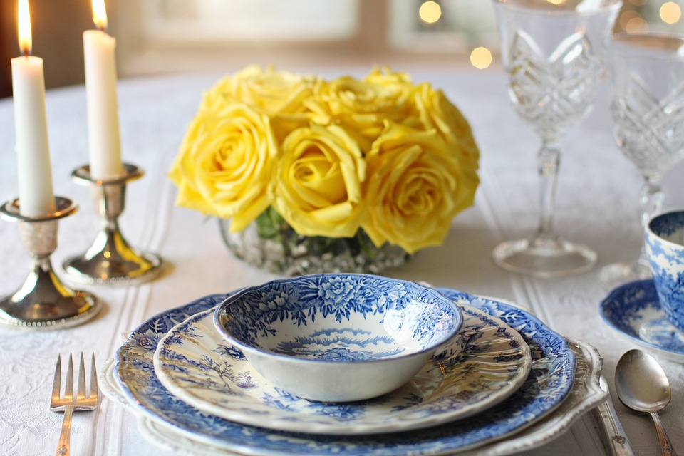 Table Setting Place Setting Dinner